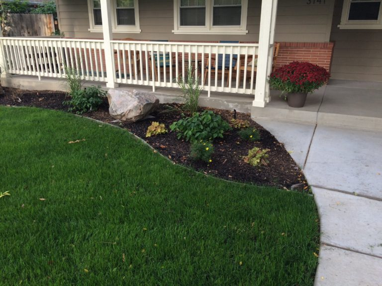 Balance of Hardscape Accents in the Landscaping