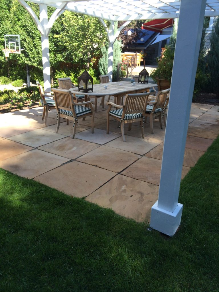 Huge Covered Patio in Centennial